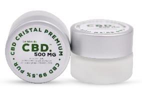 cristaux labo du cbd
