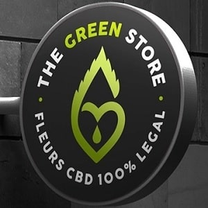 logo the greenstore