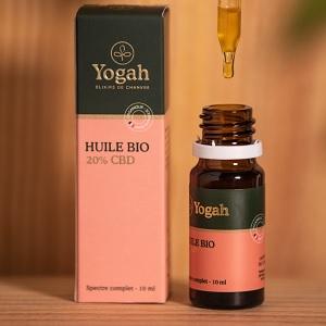 huile cbd 20 bio yogah